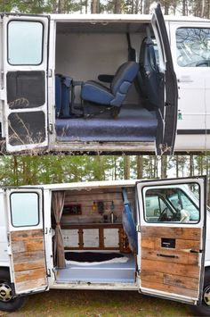 Outstanding Rv Camper Does Van Life Remodel Inspire You, When you reside in a van, it is not about the van. In any case, my van seems to be quite a divisive issue. Buying a camper van can be an extremely exp. Cargo Van Conversion, Camper Van Conversion Diy, Cool Campers, Rv Campers, Teardrop Campers, Minivan, T3 Vw, Kombi Motorhome, Kombi Camper