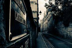 Oxford Alleyway