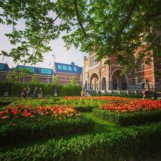 Picture @keanaik112 #rijksmuseum #hollandpass #holland #netherlands #europe #tulip