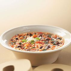 Vegetarian Polka Dot Stew