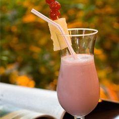 Espanhola – Batida de Vinho com Abacaxi