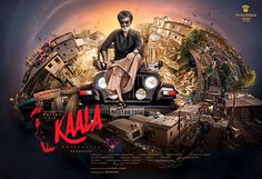 Kaala A New Movie Of Rajinikanth