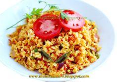 Tomato Egg Rice