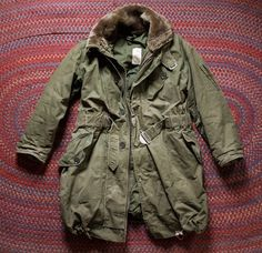 1950's RAF Ventile Extreme Cold Weather Survival by FusedSkull