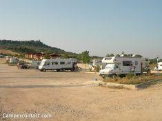 Area sosta con bus navetta gratuito per le Terme di Saturnia 1 km