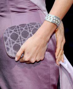 Oscars Jewelry, 2010: Charlize Theron Harry Winston Bracelet