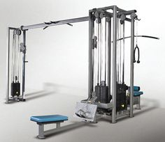 Jungle Gym Fitness Equipment - See more exercise machines at tonysfitness.com