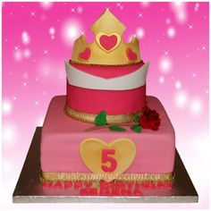 2 Tier Fondant Disney Princess Aurora Birthday Cake (Sleeping Beauty). 2 Tier Fondant Disney Princess Aurora Birthday Cake (Sleeping Beauty...