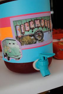 Craft Envy: Disney Car's Party
