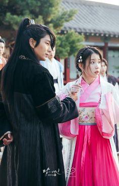 Lee Joon Gi & IU / Scarlet Heart: Ryeo
