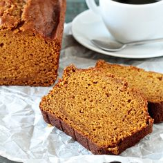 Pumpkin Bread Recipe - My Baking Addiction & ZipList