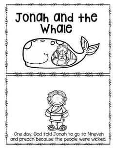 273 Best Jonah and the Whale images in 2019 | Jonah, the whale ...