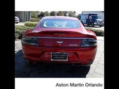 2014 Aston Martin Rapide S 4dr Sedan Auto at Aston Martin Orlando http://www.astonmartinorlando.com/
