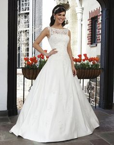 Style 3737 From the new Spring 2013 Collection! Sincerity Bridal Worldwide - Wedding Gowns, Dresses and Evening wear