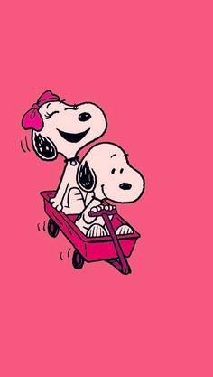 snoopy and sister Belle