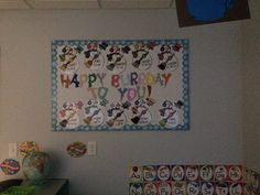 Birthday Board, Board Ideas, Bulletin Boards, Frame, Home Decor, Birthday Display Board, Picture Frame, Decoration Home, Anniversary Chalkboard