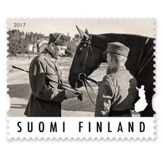 Suomi Finland 2017 MNH Stamp - Field Marshal Mannerheim 150th Ann - Military  | eBay