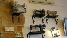 Macchine da cucire di vari modelli ed epoca