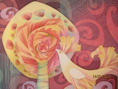 Larisa Lukas - batik