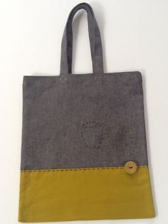 Handmade Tote by Claire Webber