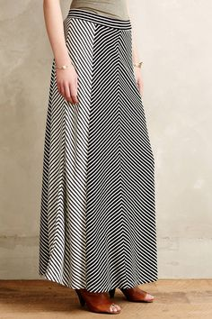 Network Maxi Skirt by Dolan $118