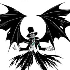 Villainous || Black Hat