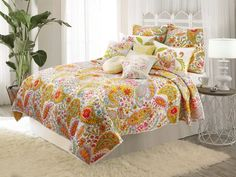 Sun Beam Quilt Collection by Dena Home