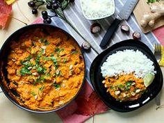Dýňové kari podle blogerky Cooking with Šůša
