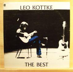 LEO KOTTKE - The Best - mint minus - Vinyl Double-LP - FOC - Top Rare