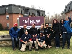 This all-star takeover team braved the cold in #Worcester, MA to welcome our new team members! We are excited to add ReNew Tatnuck Square to the growing East Coast portfolio. As Worcester's only boutique-style apartment community, we offer our residents the opportunity to explore the many shopping, dining and entertainment spots the city has to offer. #WelcomeWednesday Apartment Communities, Worcester, East Coast, Fashion Boutique, All Star, Opportunity, Take That, Entertainment, Community