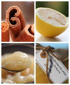Eplemarmelade med sitron og kanel 2