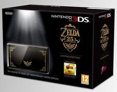 HOLY F'n SH!T!!!! Limited Edition Legend of Zelda Nintendo 3DS Bundle