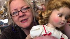 Hazel Twigg How To Clean Your Composition Doll and Remove Fine Craze Lin...