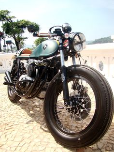 Garage Project Motorcycles - You've seen this bike 100's of times right…well...