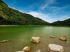 Laguna de Alegría  El Salvador