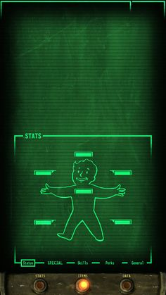 I spent way too much time making myself a PipBoy themed background for my phone. This is meant for an lock screen, (specifically with a knock code) but if it fits your phone/lock screen fee. Watch Wallpaper, Funny Phone Wallpaper, Boys Wallpaper, Mobile Wallpaper, Fallout Theme, Fallout Art, Fallout New Vegas, Democracy Game, Fallout Tattoo