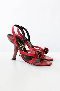 2caedb728a8 Jean Rimbaud Heels 6 1 2 French Heeled Shoes Disco Shoes