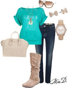 """""""Untitled #52"""" by misssglamour on Polyvore"""