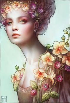 Beautiful Portraits by Anna Dittmann http://www.cruzine.com/2013/05/20/beautiful-portraits-anna-dittmann/