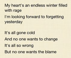 Cold by Five Finger Death Punch #ffdp #cold #lyrics