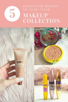 No one ever said you needed to be rich to start a makeup collection. There are plenty of drugstore brands constantly releasing amazing products. In today's post, I will share my top 5 drugstore brands including Pixi Beauty, Maybelline, and Milani Cosmetics.