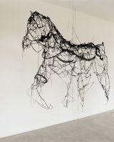 GOODBYE HORSES : Sandrine Pelletier