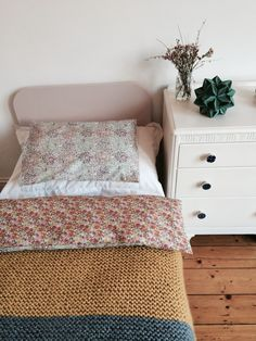 Baby and toddler bedding made by hand Using beautiful Liberty cotton fabricChoose your own liberty printsPrices from £25Coming February 2014