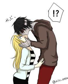 Sudden kiss from Zack??