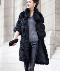 lamb coat, plus - Google Search