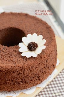 Last week was a frantic week for us as I was practically busy everyday making breads and cakes for my husband's team of average 40 peopl. Chocolate Chiffon Cake, Big Cakes, Small Cake, How To Make Bread, Food Pictures, Food Photography, Desserts, Cooking, Tailgate Desserts