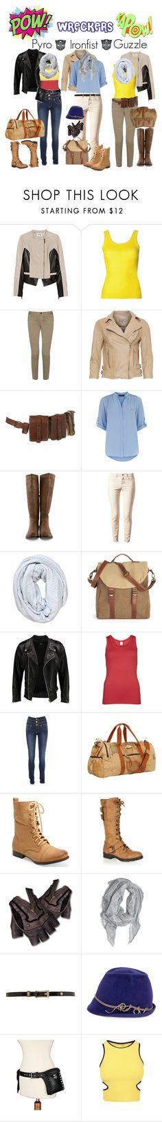 """""""new recruits wreckers"""" by femme-mecha ❤ liked on Polyvore featuring Alice by Temperley, Jean Paul Gaultier Soleil, Tory Burch, Dorothy Perkins, Fly LONDON, STELLA McCARTNEY, VIPARO, VILA, AX Paris and Alviero Martini 1° Classe"""