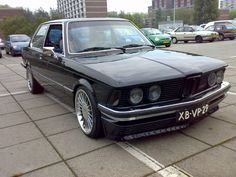 E21 : The international BMW E21 register