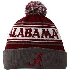 Top of the World Alabama Crimson Tide Crimson Ambient Knit Hat