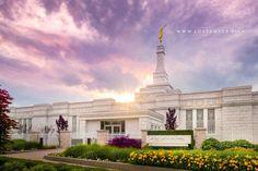 Detroit Michigan Temple | LDS Temple Pics